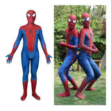Spider-Man Peter Benjamin Parker Spiderman Cosplay Kostuum Zentai Superheld Bodysuit Pak Jumpsuits - bfjcosplayer