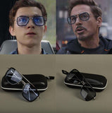 Iron Man Ediath Sunglasses Avengers Trends Square Sunglasses cosplay props - bfjcosplayer