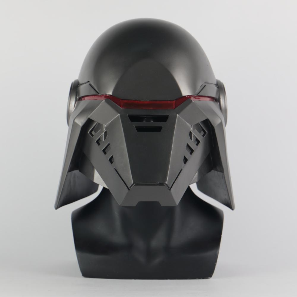 Star Wars Jedi Fallen Order Second Sister Inquisitor Helment Cosplay PVC Mask - bfjcosplayer