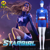 Stargirl Courtney Whitmore Female Cosplay Costume Halloween Uniform