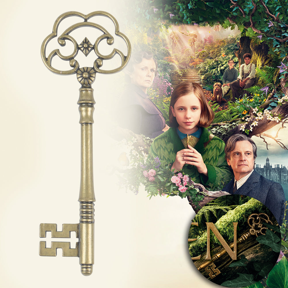 The Secret Garden Cosplay Key Accessories Halloween Party Props