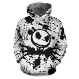 The Nightmare Before Christmas Sweater cosplay Anime cosplay costume hoodie - bfjcosplayer