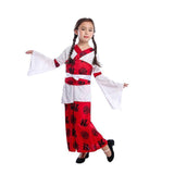 BFJFY Traditional Children Chinese Princess Oriental Girls Halloween Costume - bfjcosplayer