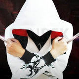 Assassin's Creed Logo Zipper Hoodies - bfjcosplayer