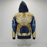2019 Avengers: Endgame Thanos Hoodie Cosplay Costume Sweatshirts Jacket Coat Avengers Dressed Marvel Superhero - bfjcosplayer
