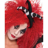 BFJFY Women Halloween Circus Clown Performance Costume - bfjcosplayer