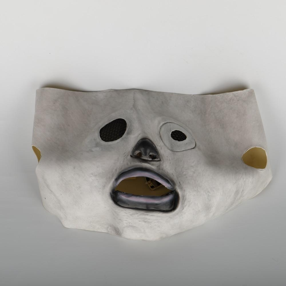 Slipknot Mask Corey Taylor Cosplay Latex Mask TV Slipknot Mask Halloween Cosplay Costume Props - bfjcosplayer