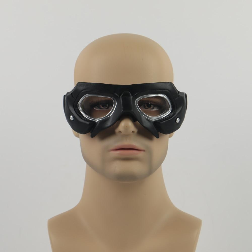 Cosplay Death Standing Sam Brifges Ludens Mask Sunglasses Cosplay Accessories PVC Glasses Prop - bfjcosplayer