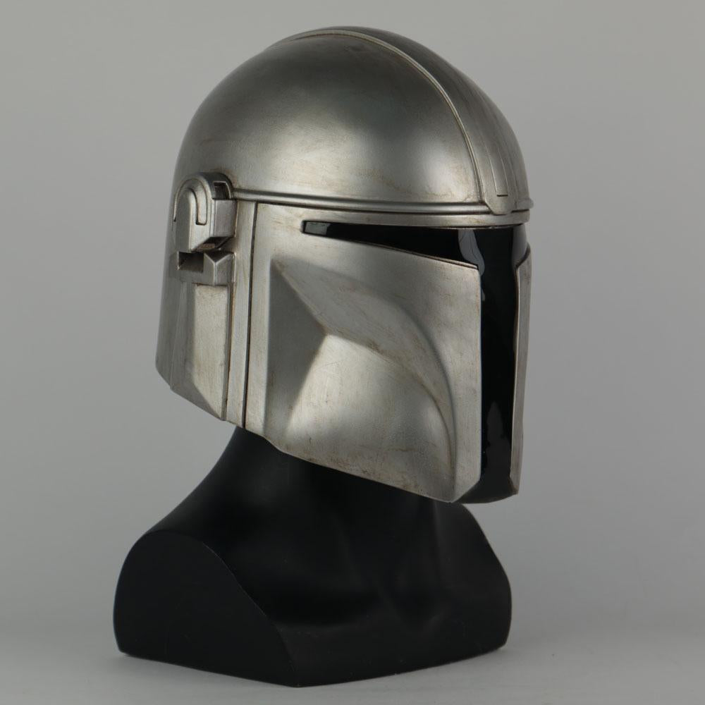 Star Wars Helmet The Mandalorian Cosplay Mask Pedro Pascal Mandalorian Soldier Warrior PVC Helmet Darth Vader Stormtrooper Prop - bfjcosplayer