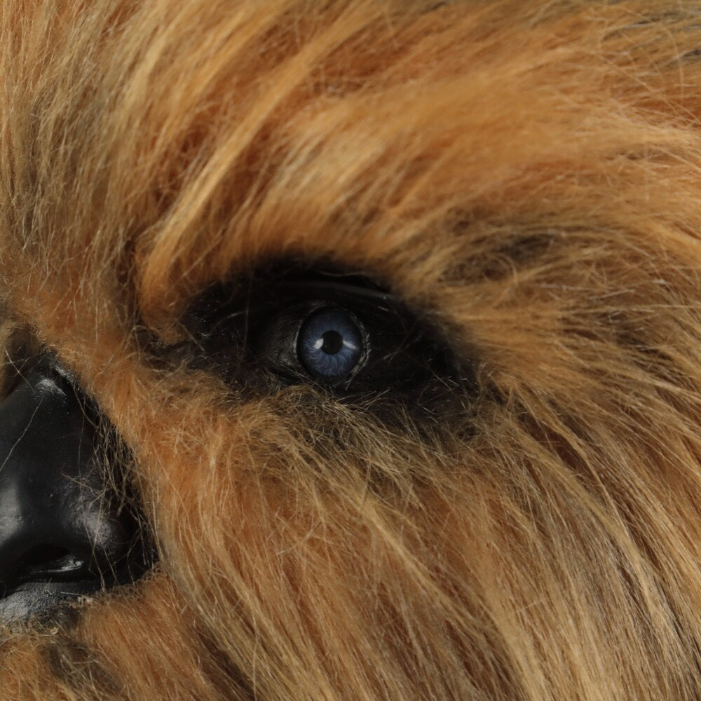 Star Wars Cosplay Chewbacca Mask Head Masks Halloween Party Costume Prop