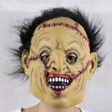 halloween mask halloween decoration party decoration supplies scary mask masquerade masks mascaras de latex realista HYM - bfjcosplayer