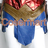 Batman v Superman: Dawn of Justice League Wonder Woman Diana Prince Costume   Halloween Cosplay Costumes For Adult Women - bfjcosplayer