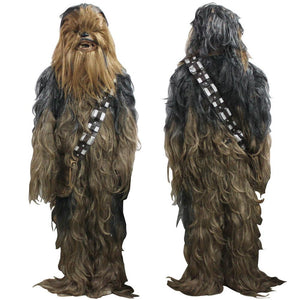 Star Wars Costumes  7 Series Cosplay Chewbacca Halloween Suit Costume - bfjcosplayer