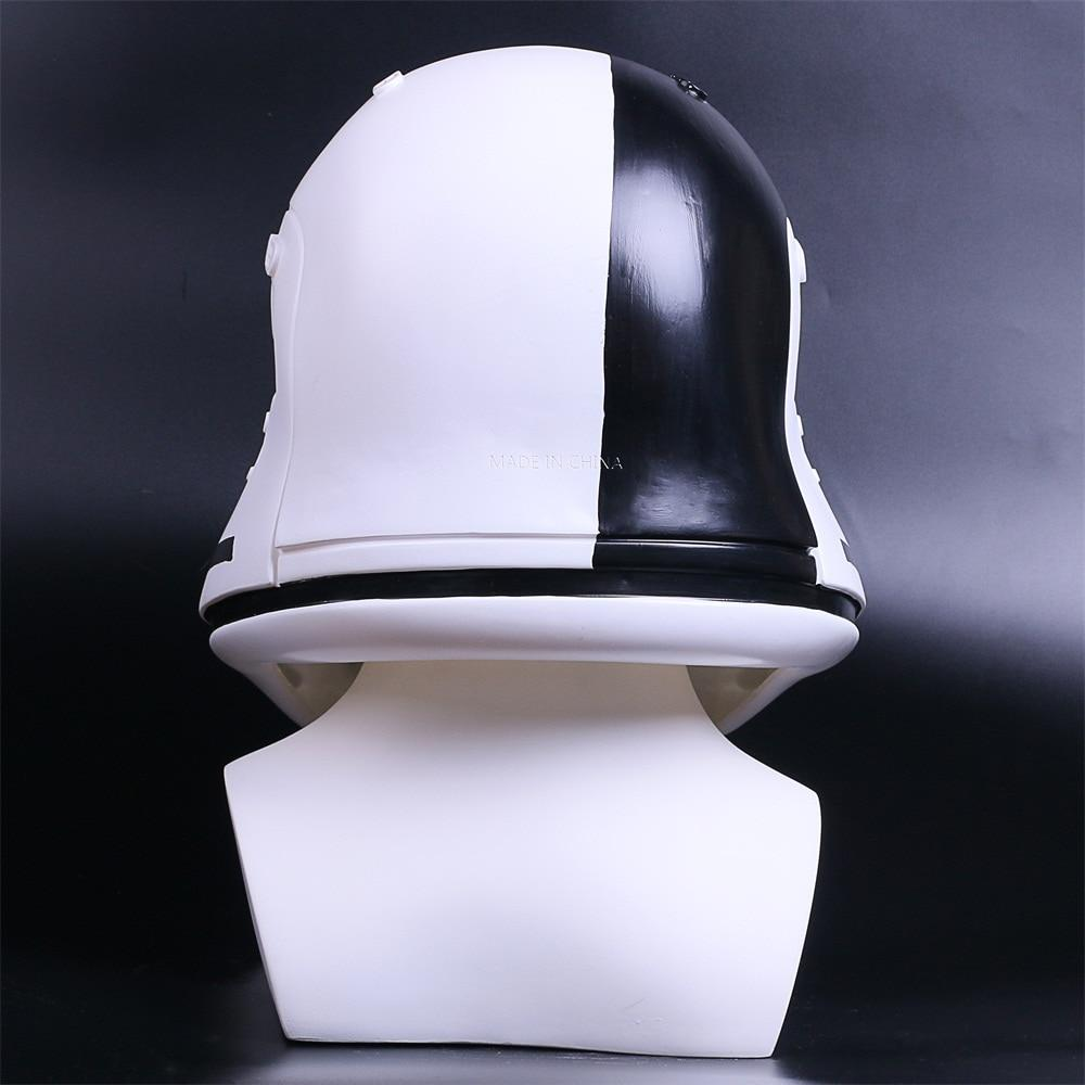 Star Wars Helmet Stormtrooper Helmet PVC The Force Awakens Stormtrooper Deluxe Adult Halloween Party Masks Mask - bfjcosplayer