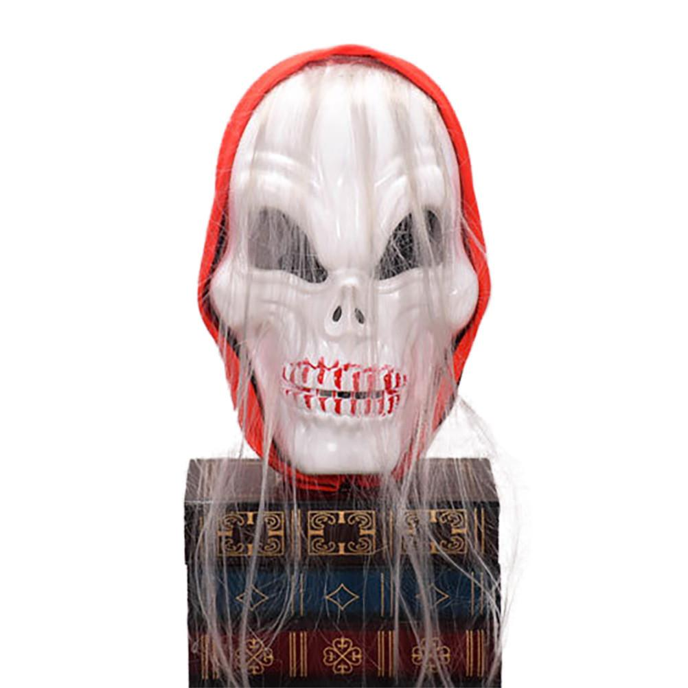 Halloween Scarf Mask Festival Skull Masks Horror Scary Tease Party Masks Festive Supplies Masquerade Mask Cosplay Costume - bfjcosplayer