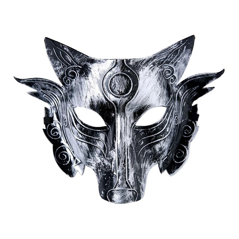 Halloween Wolf Head Mask  Party Carnaval Masquerade Cosplay - bfjcosplayer