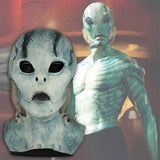 Movie Hellboy 3 abe sapien Mask Anung Un Rama  Cosplay B.P.R.D. Helmet Fish Face Masks Funny Halloween Party Props - bfjcosplayer