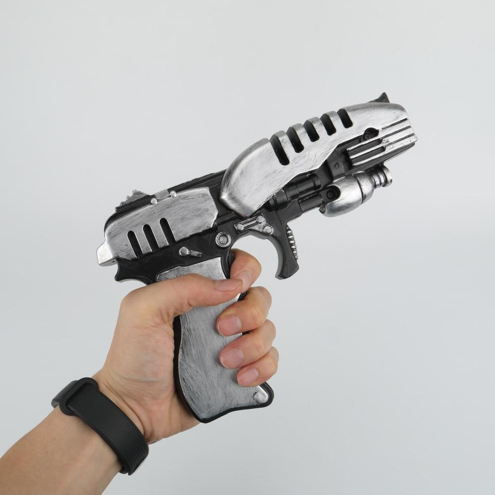 Cosplay Star Trek Enterprise EM33 Pistol Star Trek Phaser Guns Accessories Halloween Resin Props - bfjcosplayer