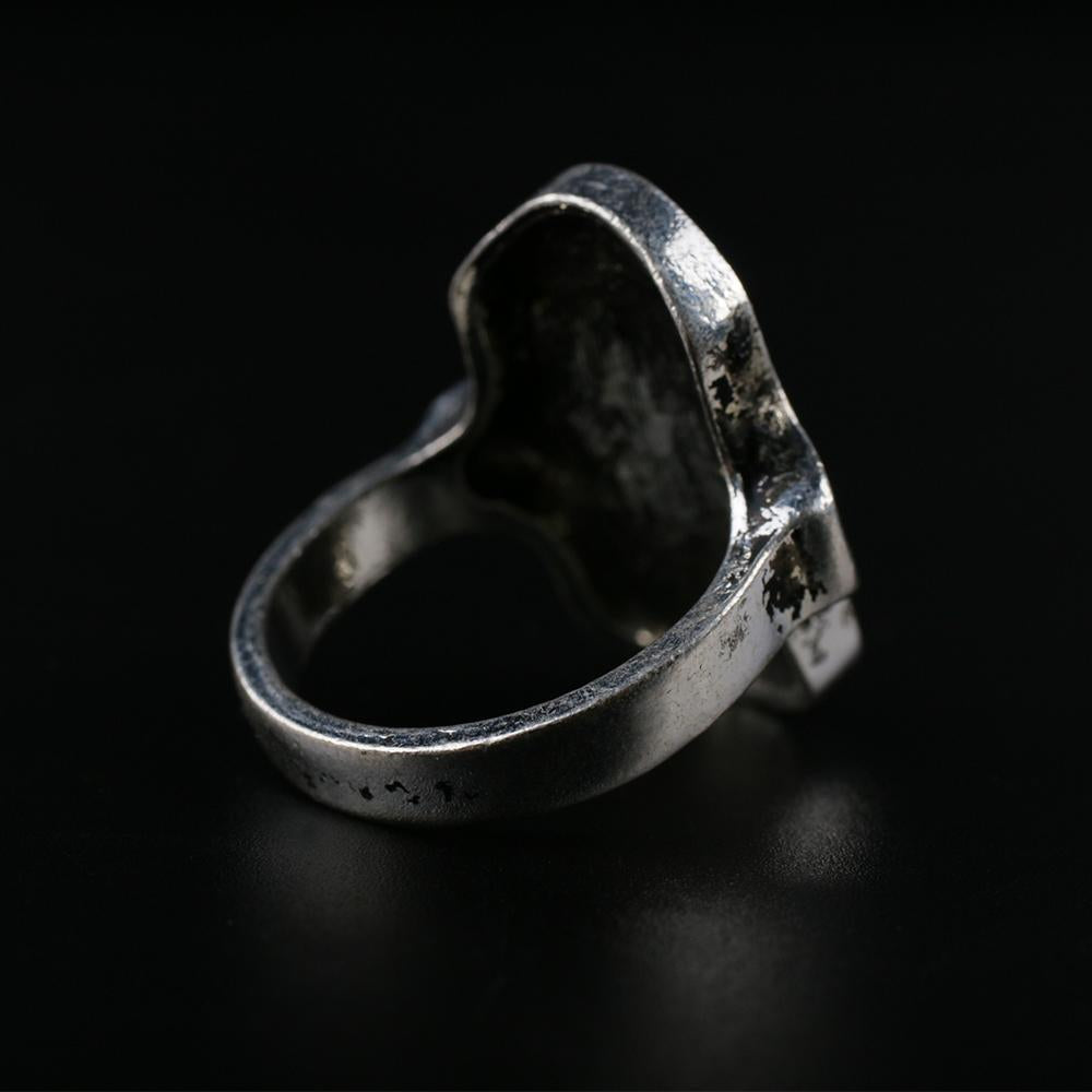 Dark Souls 3 Ring of Steel Protection High Quality Cosplay Rings for Women Men Jewelry The Avengers 3 Thanos Ring Accessories - bfjcosplayer