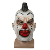 Halloween Masks Latex Party Joker Mask Red Nose Fancy Dress Cosplay Costume Mask Masquerade - bfjcosplayer