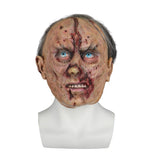 Halloween Masks Latex Party Horrible Scary Prank Cankered Skin Horror Mask Fancy Dress Cosplay Costume Mask Masquerade - bfjcosplayer