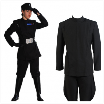 Star Wars Cosplay Imperial Officer Uniform Costumes - bfjcosplayer