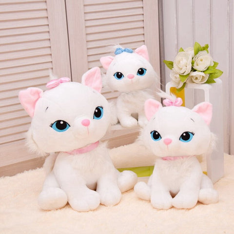 Peluche Chat Marie