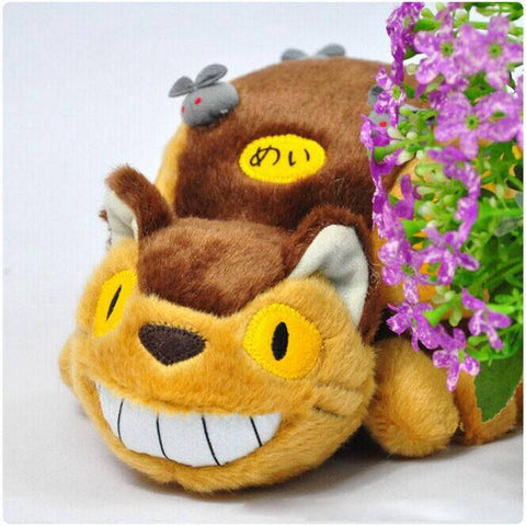 Peluche Chat Bus Totoro