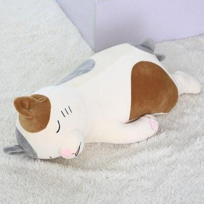 Peluche Chat Endormi