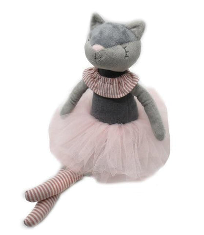 Peluche Chat Fille