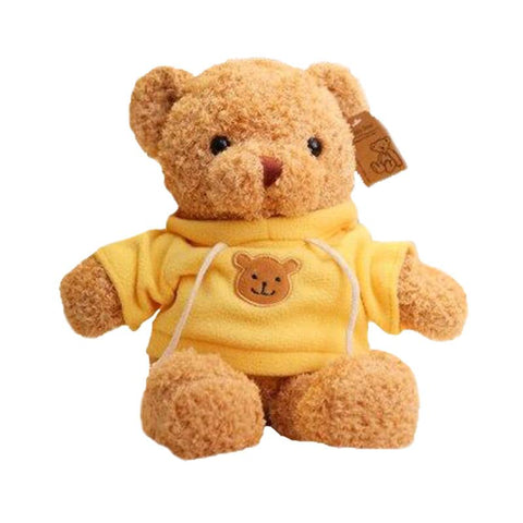 Peluche Ours Jaune