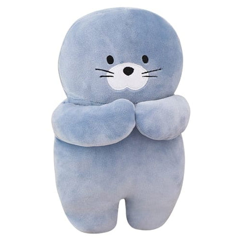 Peluche Chat Géant Attachant