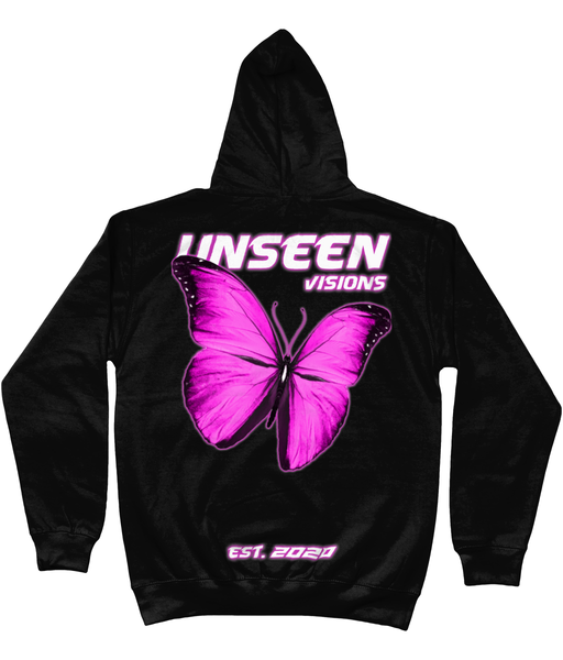 BUTTERFLY HOODIE (Pink)