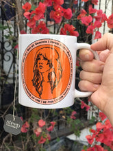 Load image into Gallery viewer, Stevie Nicks Gemini Mug