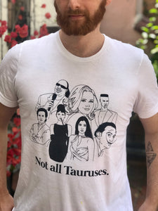 Not All Tauruses Icons Shirt