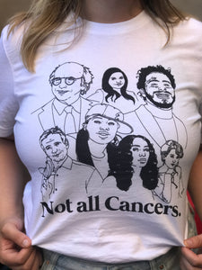 Not All Cancers Icons Shirt