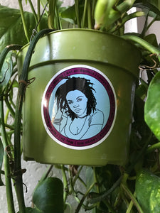 Lauryn Hill Gemini Sticker