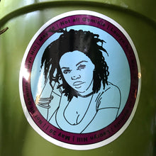Load image into Gallery viewer, Lauryn Hill Gemini Sticker