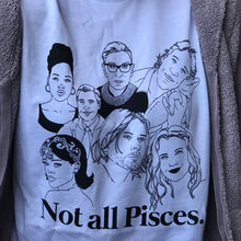 Load image into Gallery viewer, Not All Pisces Icons Shirt