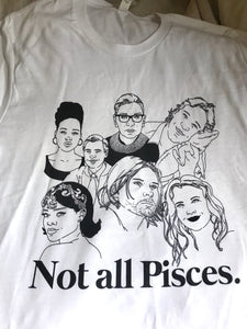 Not All Pisces Icons Shirt