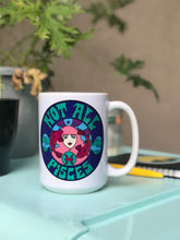 Load image into Gallery viewer, Not All Pisces Mug
