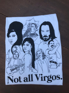 Not All Virgos Icons Shirt