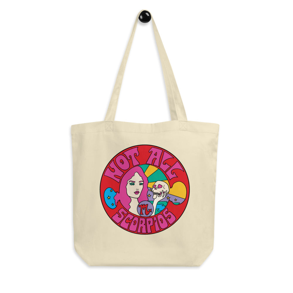 Not All Scorpios Tote