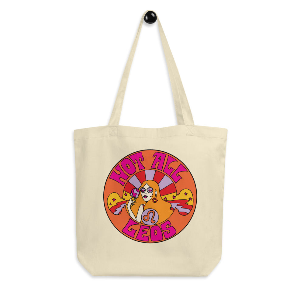 Not All Leos Tote