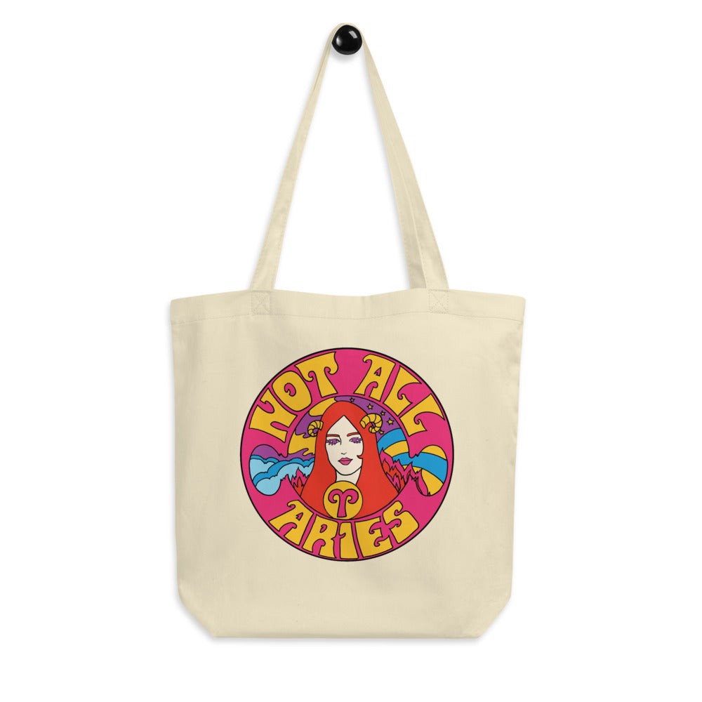 Not All Aries Tote