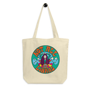 Not All Libras Tote