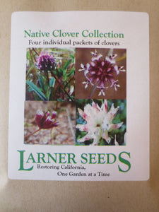California Native Clover Collection
