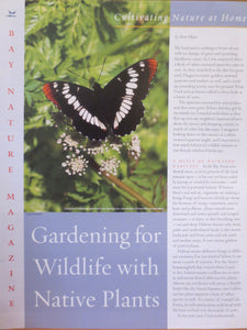 Gardening for Wildlife with Native Plants