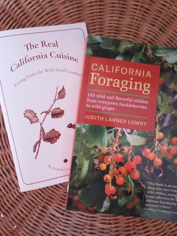 California Foraging with companion book