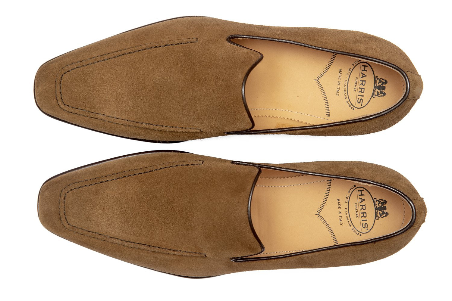 Mocassino in suede